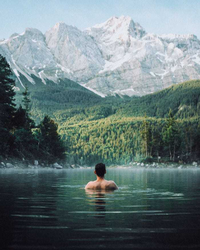 20 bức ảnh tuyệt đẹp về màu xanh lá cây giúp bạn thư giãn ngay lập tức - Ảnh 15.