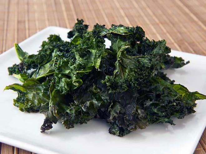 Các món ăn chay có nhiều chất sắt hơn thịt - Ảnh 4.