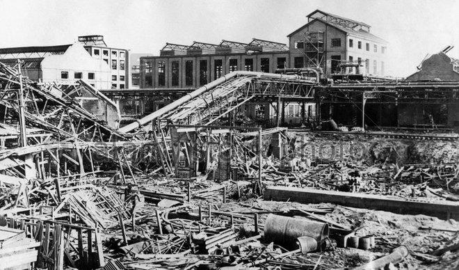 10 thảm họa nhân tạo khủng khiếp nhất lịch sử loài người - Ảnh 7.