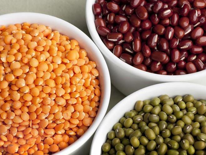 Các món ăn chay có nhiều chất sắt hơn thịt - Ảnh 9.