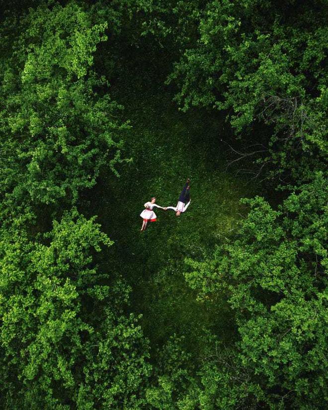 20 bức ảnh tuyệt đẹp về màu xanh lá cây giúp bạn thư giãn ngay lập tức - Ảnh 9.