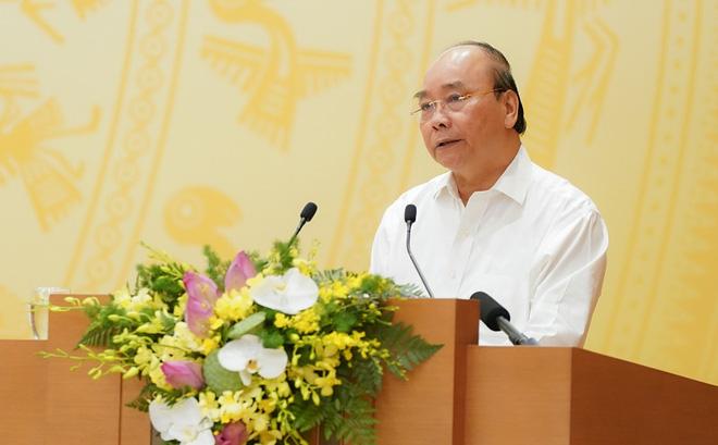 Thủ tướng: Bí thư Tỉnh ủy, Chủ tịch tỉnh có