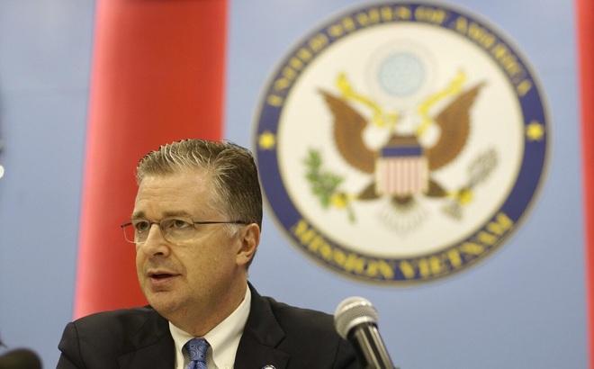 Đại sứ Mỹ trả lời về khả năng mời Việt Nam tham gia QUAD+ và Mạng lưới kinh tế thịnh vượng