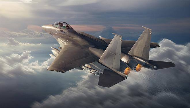 Ác mộng với TQ: Dàn tiêm kích Mỹ tấn công mục tiêu cách xa 3.200km có thể áp sát biên giới - Ảnh 2.