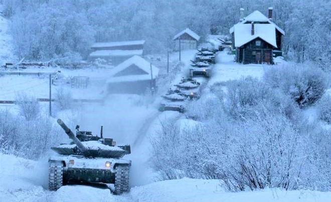 """Nga đưa """"xe tăng Bắc Cực"""" vào trang bị đại trà - Ảnh 1."""