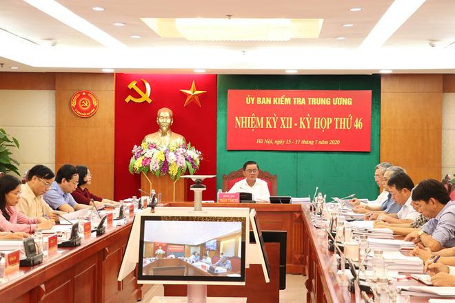 Đề nghị khai trừ Đảng nguyên Phó Chủ tịch TP.HCM Nguyễn Hữu Tín và Trưởng Ban Nội chính Tỉnh ủy Thái Bình - Ảnh 1.