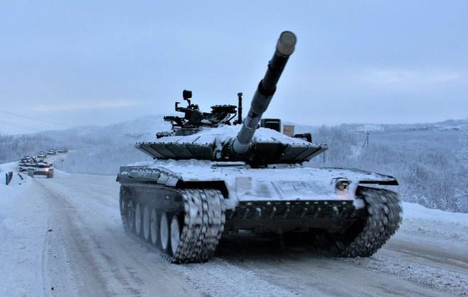 """Nga đưa """"xe tăng Bắc Cực"""" vào trang bị đại trà - Ảnh 5."""