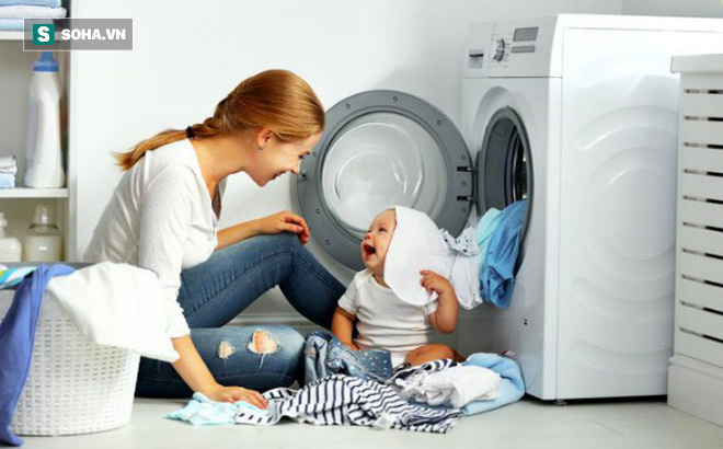 """""""Nằm lòng"""" bí kíp sử dùng máy giặt tránh hao tổn cả triệu tiền điện mỗi tháng"""