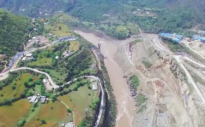 """Trung Quốc giúp nước láng giềng xây """"đập lớn nhất lịch sử, thay đổi vận mệnh quốc gia"""""""