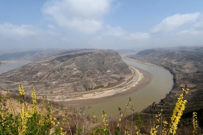 Nghiên cứu từ Mỹ lý giải vì sao sông Hoàng Hà là nỗi thống khổ của Trung Quốc - Ảnh 1.