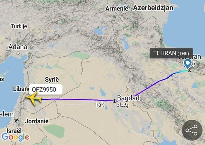 Quân đội Iran, Syria bị Israel tấn công, phòng không khai hỏa dồn dập - Đã có hậu quả - Ảnh 1.