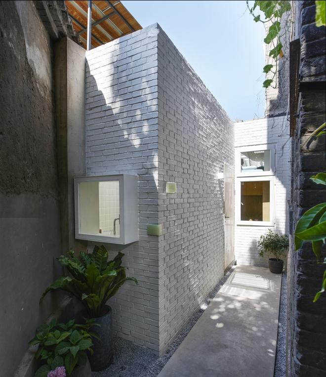 Với thiết kế độc đáo, miếng đất vẹo vọ, chẳng giống ai trở thành một kiệt tác kiến trúc - Ảnh 14.
