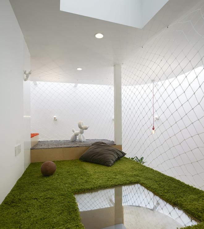 Với thiết kế độc đáo, miếng đất vẹo vọ, chẳng giống ai trở thành một kiệt tác kiến trúc - Ảnh 10.