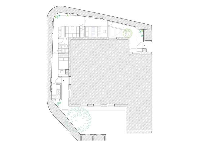 Với thiết kế độc đáo, miếng đất vẹo vọ, chẳng giống ai trở thành một kiệt tác kiến trúc - Ảnh 18.