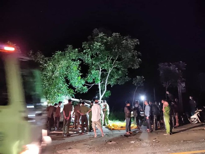 Danh tính các nạn nhân trong vụ tai nạn thảm khốc làm 8 người chết ở Bình Thuận - Ảnh 1.
