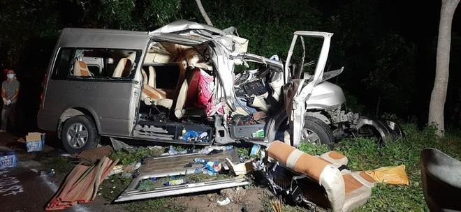 Danh tính các nạn nhân trong vụ tai nạn thảm khốc làm 8 người chết ở Bình Thuận - Ảnh 2.