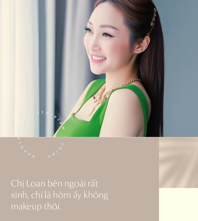 Bạn gái kém 16 tuổi của Chi Bảo lên tiếng về tấm ảnh chụp cùng vợ cũ của bạn trai: Chị Loan ở ngoài rất đẹp, chỉ là hôm ấy chưa makeup mà thôi - Ảnh 4.