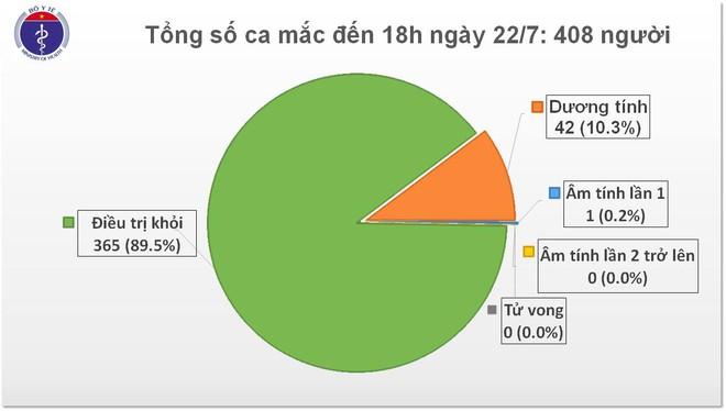 Việt Nam có thêm 7 chuyên gia dầu khí người Nga mắc Covid-19, tổng số ca mắc là 408 người - Ảnh 1.