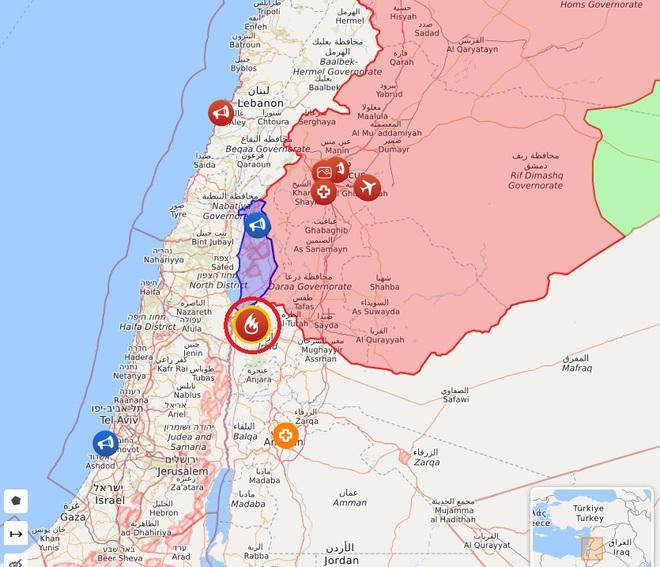 Được Su-35 Nga hỗ trợ, tên lửa Syria ra đòn sấm sét vào máy bay Israel: Chuyện lớn xảy ra? - Ảnh 5.
