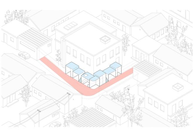Với thiết kế độc đáo, miếng đất vẹo vọ, chẳng giống ai trở thành một kiệt tác kiến trúc - Ảnh 1.