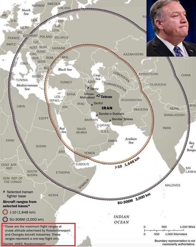 Iran khóa mục tiêu vào S-400, Su-35, Su-57 của Nga, tiêm kích J-10C TQ có ra rìa? - Ảnh 6.