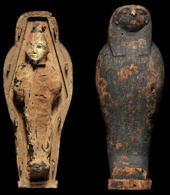 Quét CT xác ướp hoàng tử, sốc với hài cốt không phải con người - Ảnh 2.