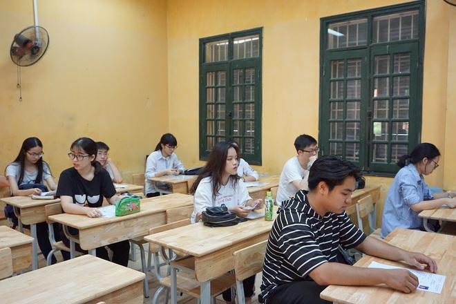 Hà Nội sẽ tổ chức thi tốt nghiệp THPT 2020 tại những địa điểm nào? - Ảnh 1.