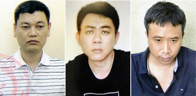 Bắt Phó phòng của Văn phòng UBND Hà Nội và 2 bị can chiếm đoạt tài liệu điều tra vụ Nhật Cường - Ảnh 1.