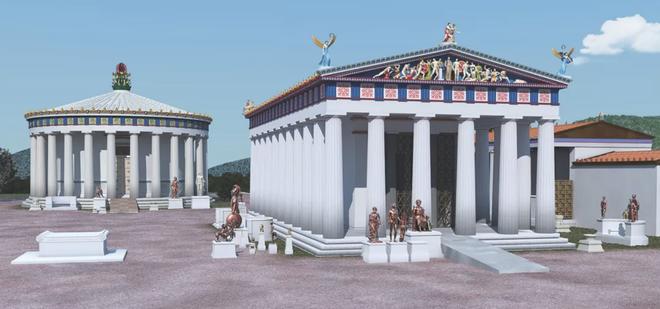 Các nhà khảo cổ đã hiểu lầm hàng trăm năm, kiến trúc Hy Lạp này hóa ra lại có ý nghĩa nhân văn bất ngờ! - Ảnh 1.