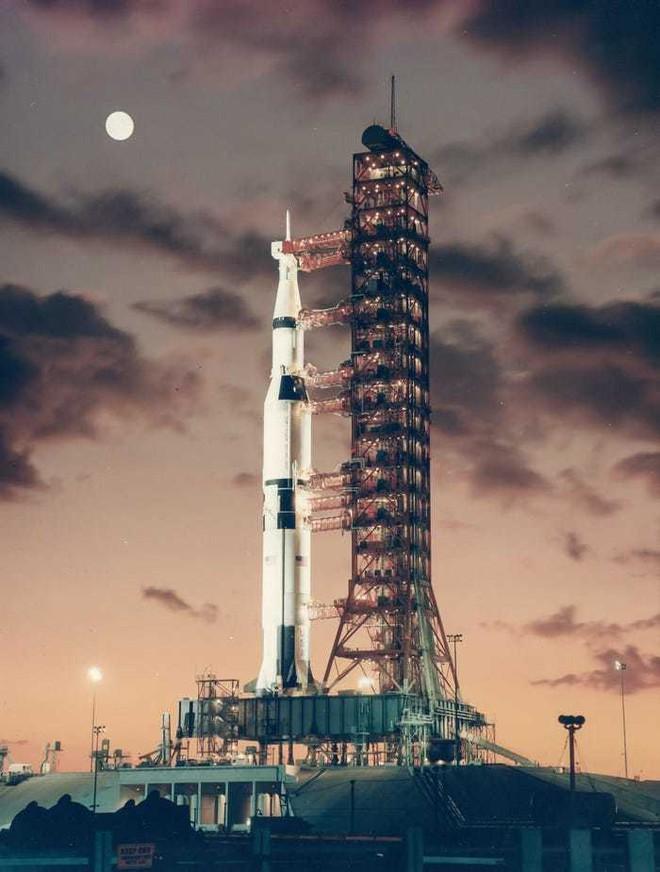 10 sự thật ít biết về Apollo 11 - Ảnh 4.