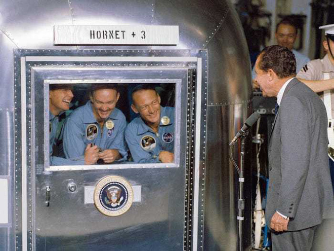 10 sự thật ít biết về Apollo 11 - Ảnh 8.