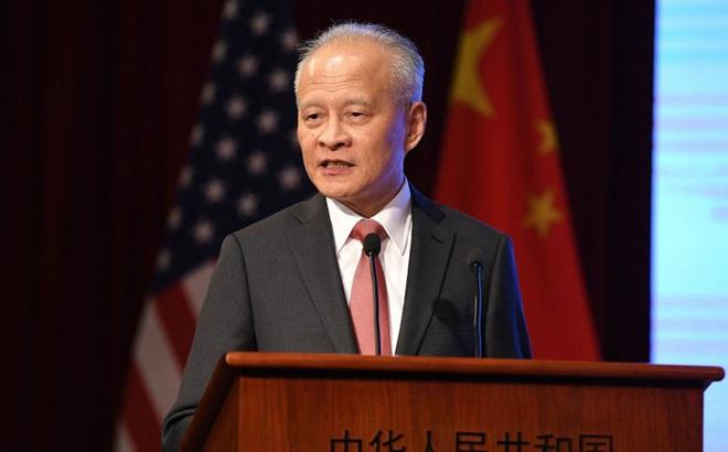 """Đại sứ Trung Quốc: """"Quan hệ Trung - Mỹ đang đi lệch hướng"""""""