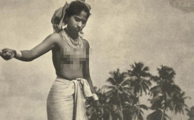 """Loại thuế bắt phụ nữ Ấn Độ phải """"thả rông"""" và đóng tiền theo kích cỡ"""