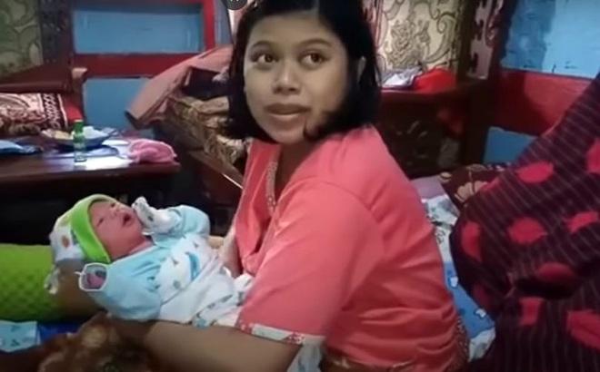 Bà mẹ tuyên bố mang thai 1 giờ đã sinh con, dân mạng tranh cãi sôi nổi với giả thuyết bất ngờ