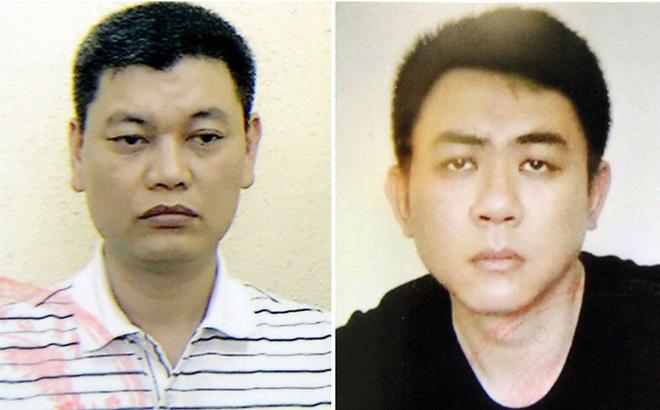 Bắt Phó phòng của Văn phòng UBND Hà Nội và 2 bị can chiếm đoạt tài liệu điều tra vụ Nhật Cường