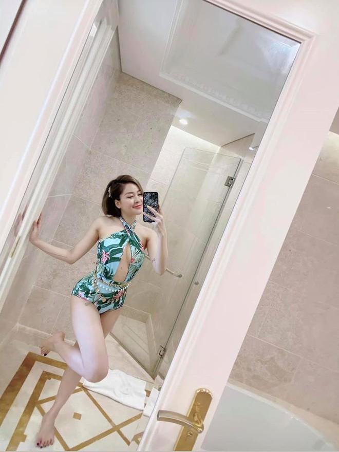 Hot girl Trâm Anh khoe vẻ đẹp nóng bỏng ở tuổi 24 - Ảnh 6.