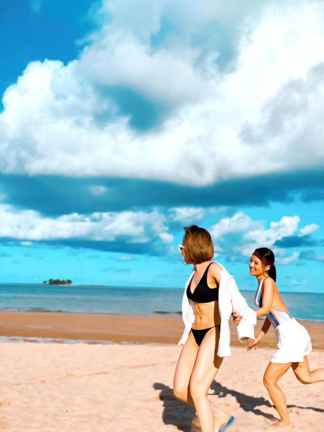 Hot girl Trâm Anh khoe vẻ đẹp nóng bỏng ở tuổi 24 - Ảnh 3.