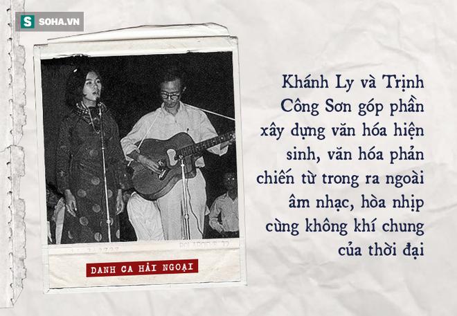 Khánh Ly và nhạc Trịnh: Những nhận định phiến diện và sự thật về tầm vóc lịch sử, thời đại - Ảnh 5.