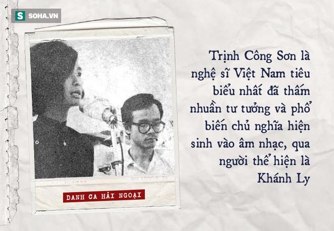 Khánh Ly và nhạc Trịnh: Những nhận định phiến diện và sự thật về tầm vóc lịch sử, thời đại - Ảnh 7.