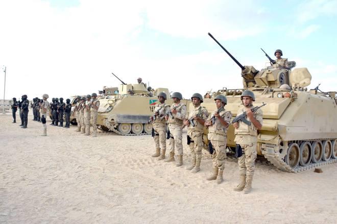 Hé lộ đại gia bơm tiền cho Ai Cập đưa quân vào Libya: Cairo đã sẵn sàng tham chiến? - Ảnh 1.