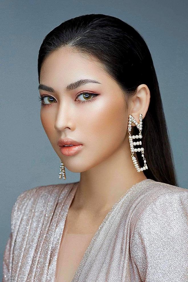 Vẻ gợi cảm của người đẹp cao 1m77 dự thi Hoa hậu Việt Nam - Ảnh 7.