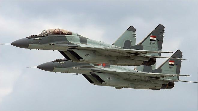 Các mục tiêu ở thủ đô Syria tan nát trước tên lửa Israel - Ai Cập chuẩn bị nhận hàng nóng từ Nga, Thổ sẽ chùn tay ở Libya? - Ảnh 2.