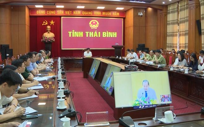 Lãnh đạo tỉnh Thái Bình nói vụ Đường Nhuệ: Đang tiếp tục mở rộng điều tra, không có vùng cấm - Ảnh 2.