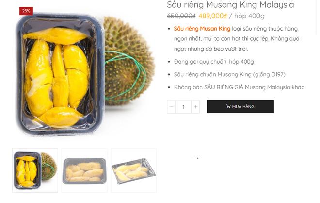 Tất tần tật thông tin về loại sầu riêng ngon nhất thế giới bán tại Việt Nam với giá 1,6 triệu/kg, dù đắt vẫn được giới sành ăn đổ mua - Ảnh 2.