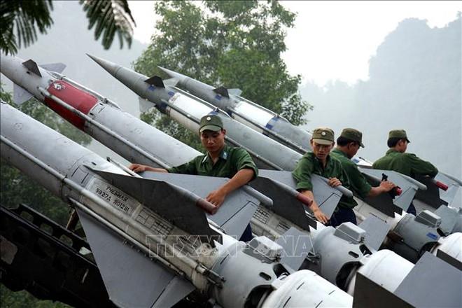Bộ đội Tên lửa tiến thẳng lên hiện đại - Ảnh 3.