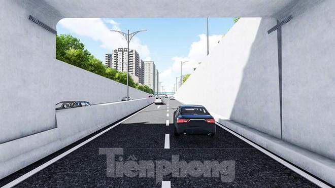 Cận cảnh 3 địa điểm xây hầm chui 2.000 tỷ đồng tại Hà Nội  - Ảnh 4.