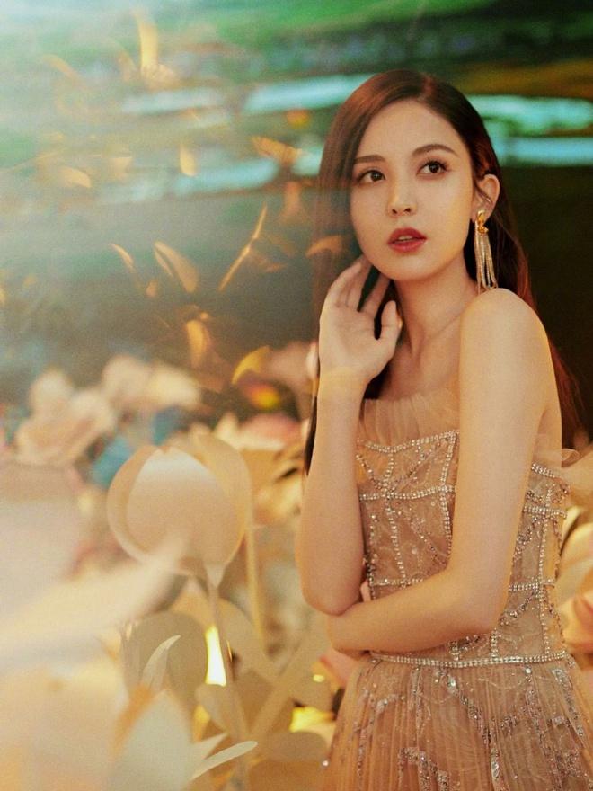 Đọ sắc vóc dàn mỹ nhân Tân Cương đình đám nhất màn ảnh xứ Trung - Ảnh 5.