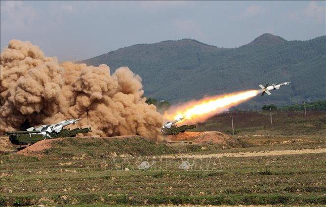 Bộ đội Tên lửa tiến thẳng lên hiện đại - Ảnh 6.