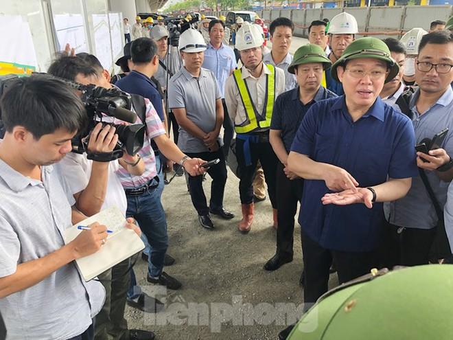 Cận cảnh 3 địa điểm xây hầm chui 2.000 tỷ đồng tại Hà Nội  - Ảnh 7.
