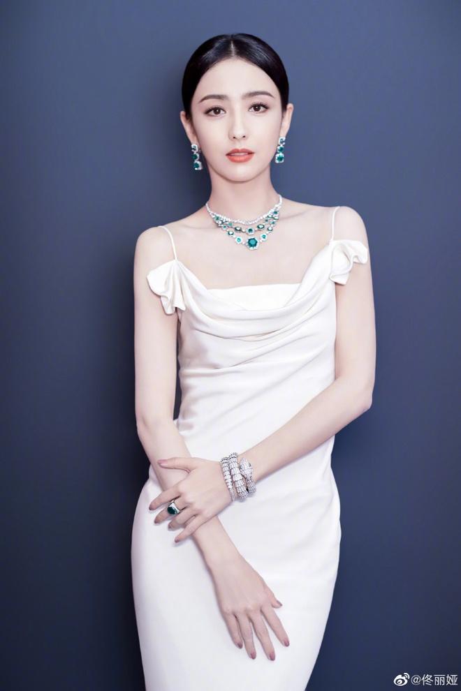 Đọ sắc vóc dàn mỹ nhân Tân Cương đình đám nhất màn ảnh xứ Trung - Ảnh 7.